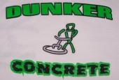 Dunker Concrete