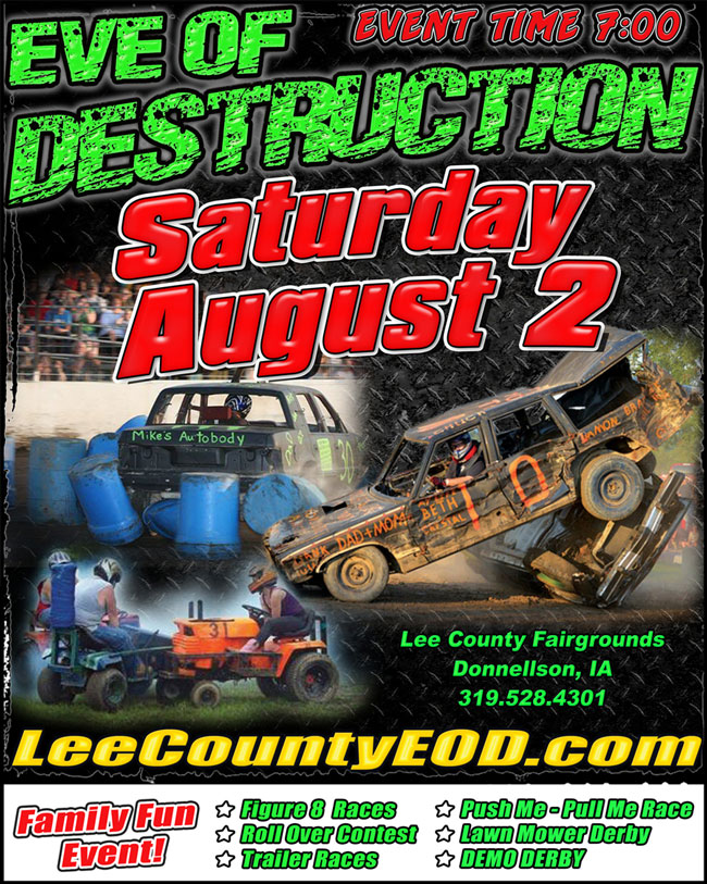 Eve of Destruction - August 2014