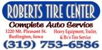 Roberts Tire Center-ICO